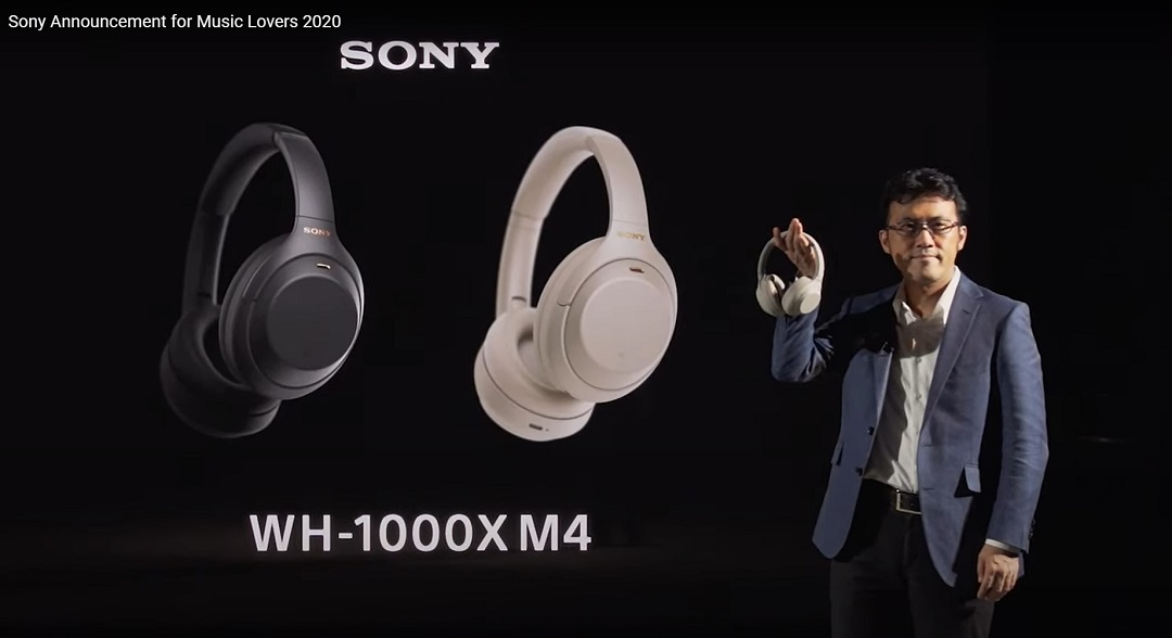 Sony Middle East & Africa Announces WH-1000XM4 Wireless Noise Cancelling Headphones