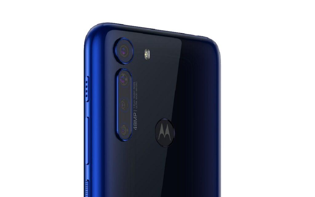 Motorola One Fusion Smartphone -48MP Quad Cameras