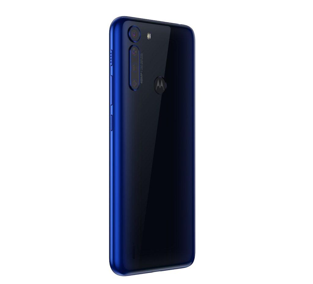 Motorola One Fusion Smartphone -Back