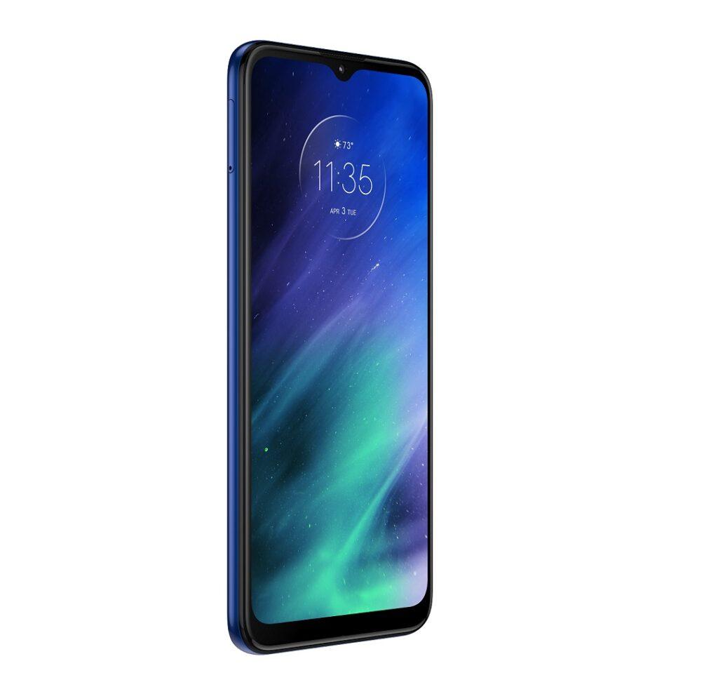 Motorola One Fusion Smartphone -Front
