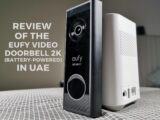 Review of the Eufy Video Doorbell 2K (Battery-Powered) in UAE-Profile