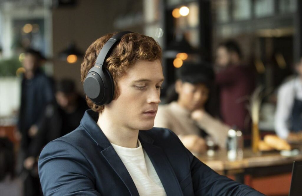 Sony WH-1000XM4 Noise Cancellation Headphones