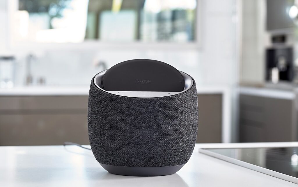 Belkin-G1S0001-Soundform-Elite-Smart-Speaker-Music-In-Every-Room-Kitchen