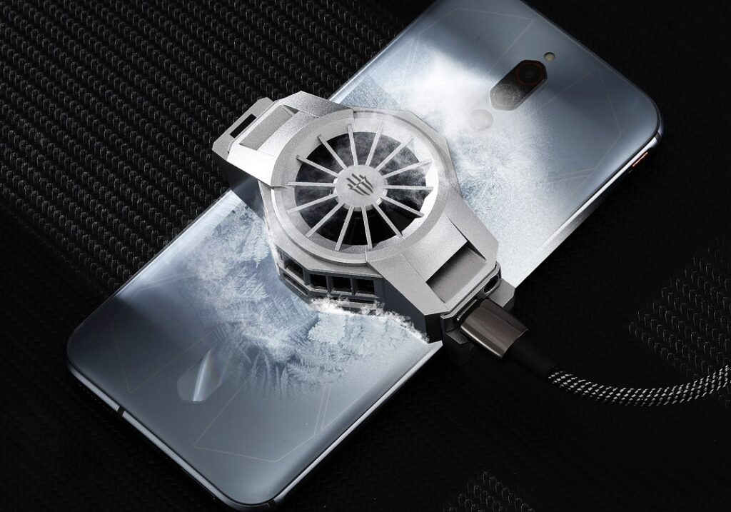 x_RedMagic 5S-ICE DOCK Cooling Accessories