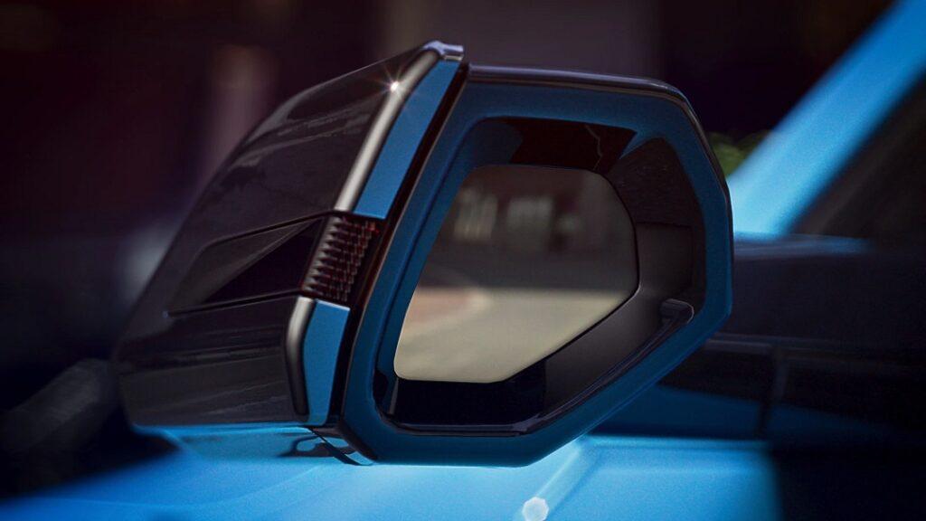 Audi e-tron Sportback external Mirror