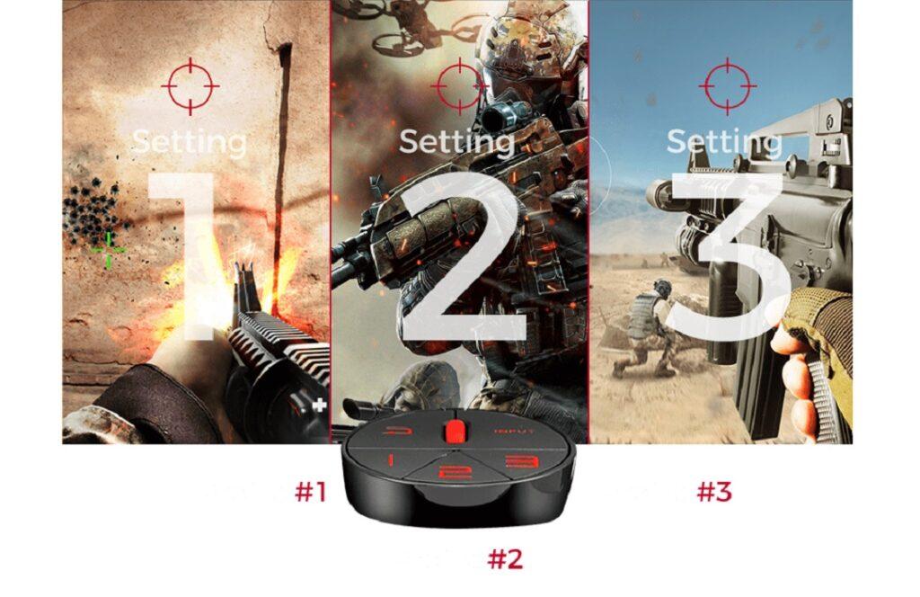 BenQ-Zowie-Xl2546k-XL2411K-S-switch-for-different-profiles