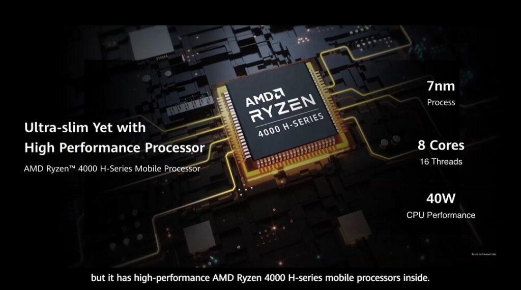 HUAWEI MateBook 14 - AMD Ryzen