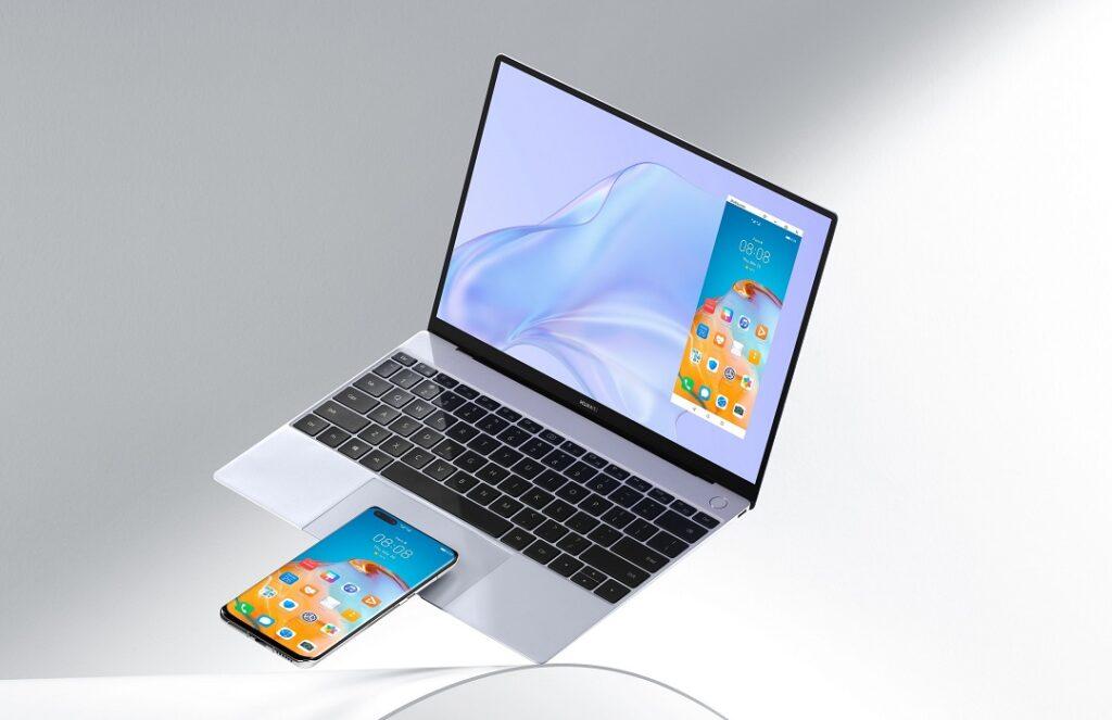 HUAWEI MateBook X - Huawei Share