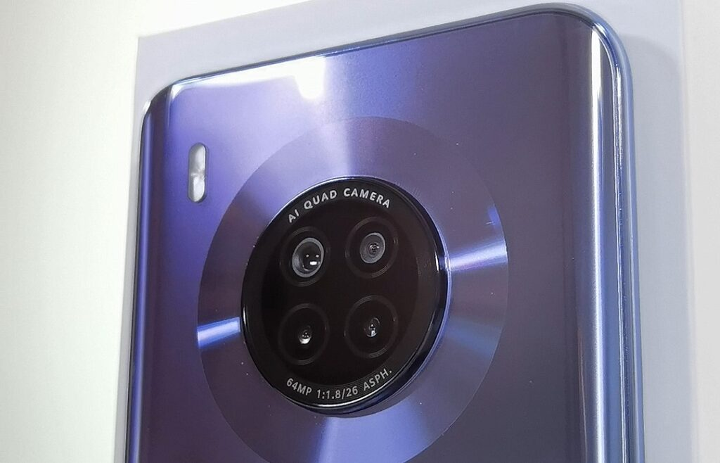 HUAWEI Y9a -64Mp Quad Camera