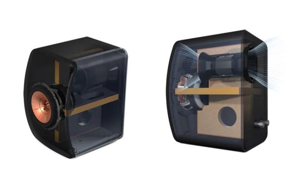 LS50 Meta Speaker details