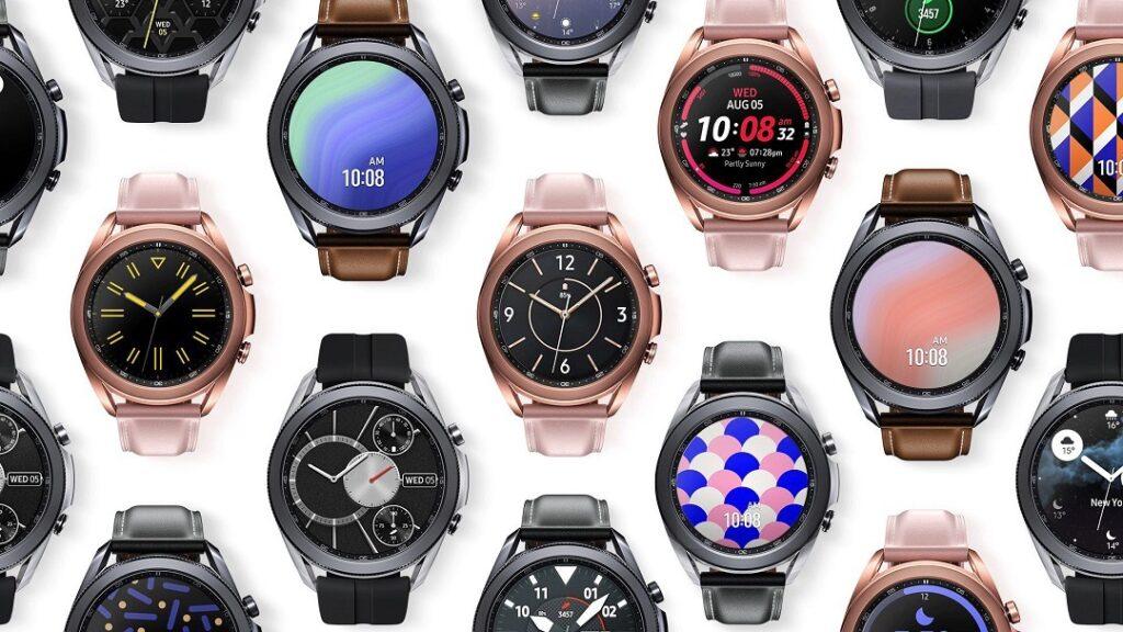 Samsung - Galaxy-Watch3