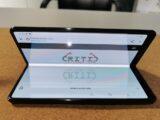 Samsung Galaxy Z Fold2 Smartphone - Profile
