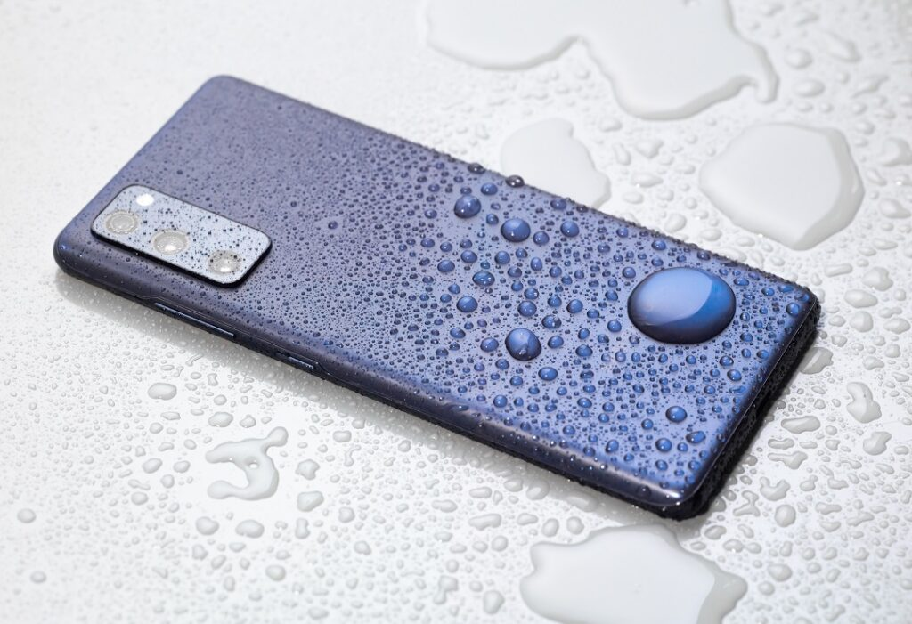 Samsung Galaxys20fe- Water Resistant - IP68