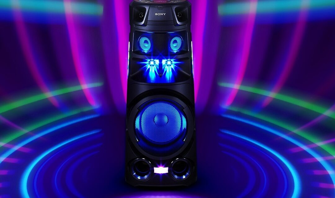 Sony Middle East & Africa introduces a new line-up of High-Power Audio Systems