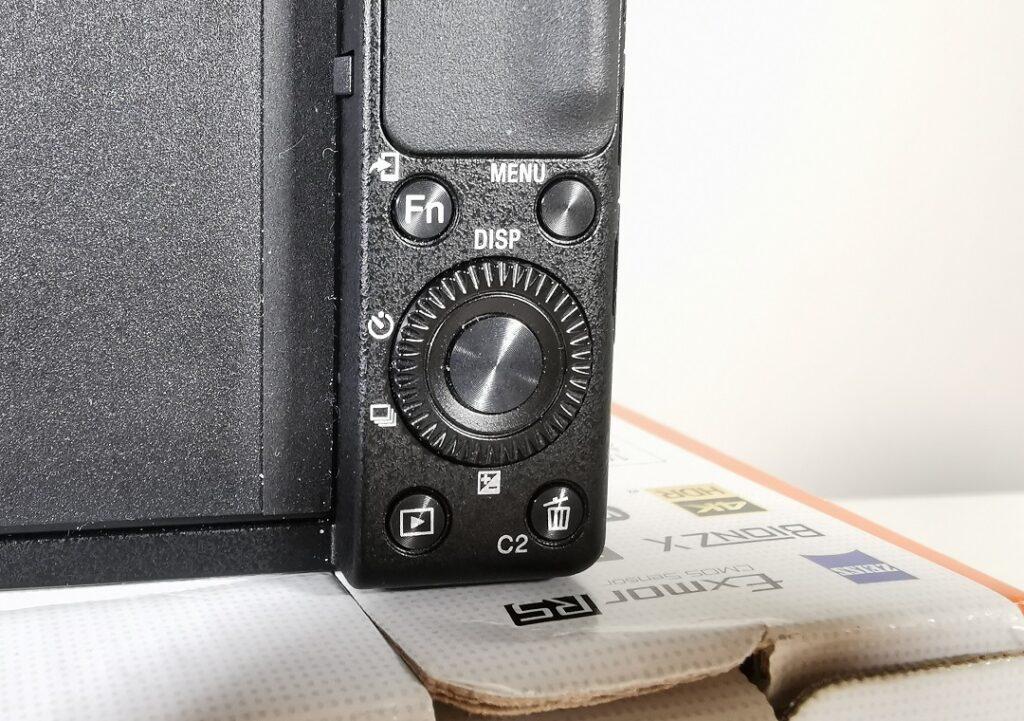 Sony ZV1 Camera-Controls