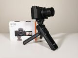Sony ZV1 Camera & Shooting Grip GP-VPT2BT- Profile