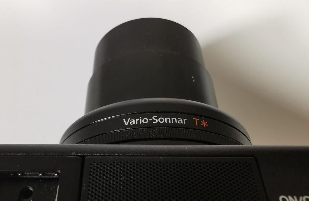 Sony ZV1 Camera-ZEISS Vario-Sonnar T Lens