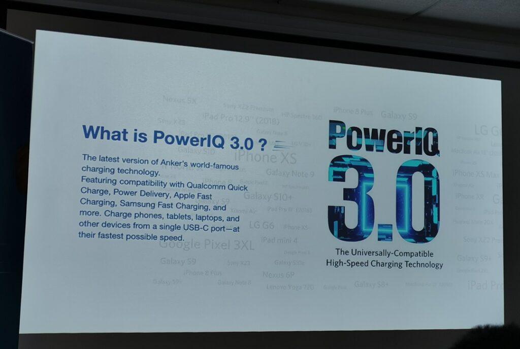 Anker - Power3.0