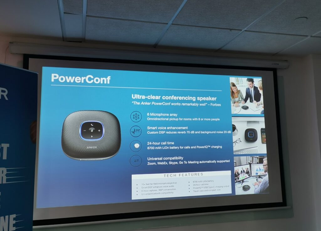 Faraz Mehdi -Introducing the Anker Power Conf