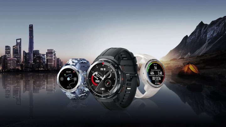 HONOR Brings in a New Smartwatch – HONOR Watch GS Pro