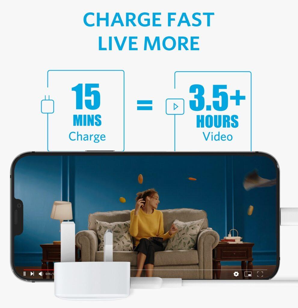 Anker PowerPort III Nano- charging