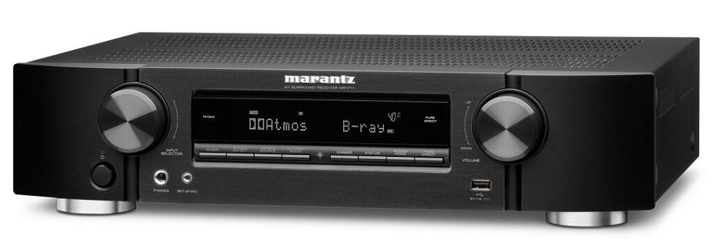 Marantz_NR1711_8K AV receiver
