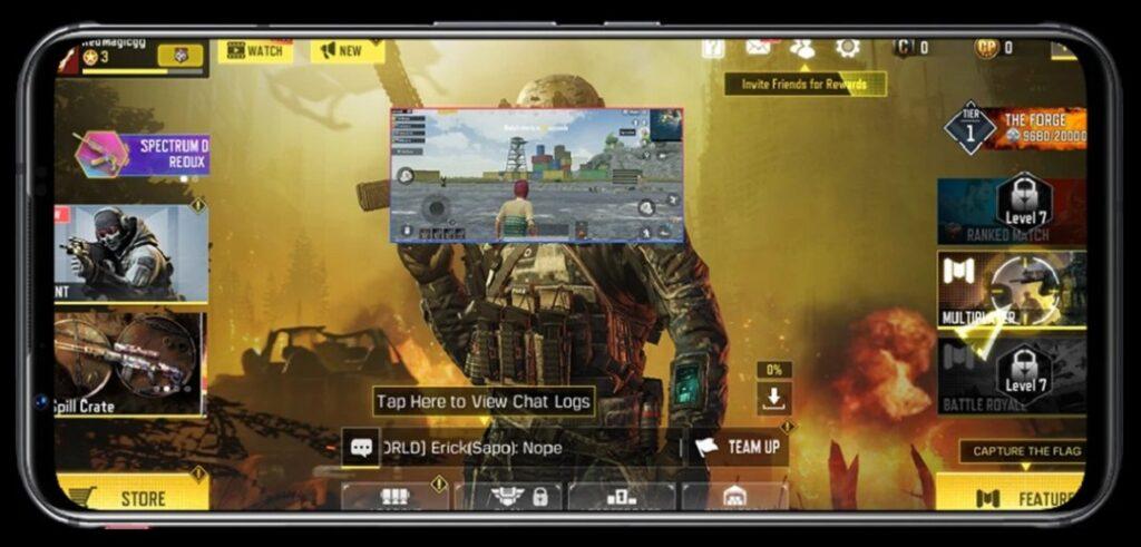 Nubia Red Magic 5s- Gaming