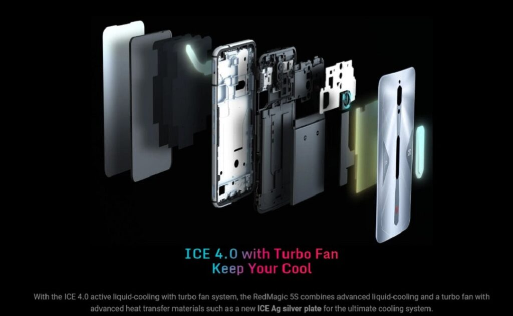 Nubia Red Magic 5s- ICE 4.0