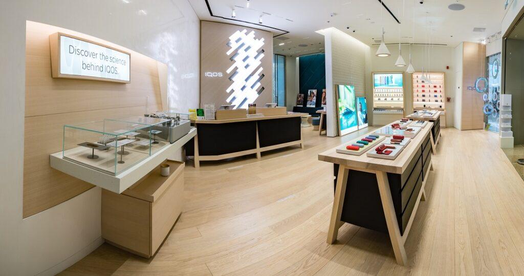 PMI - IQOS-Dubai-Mall