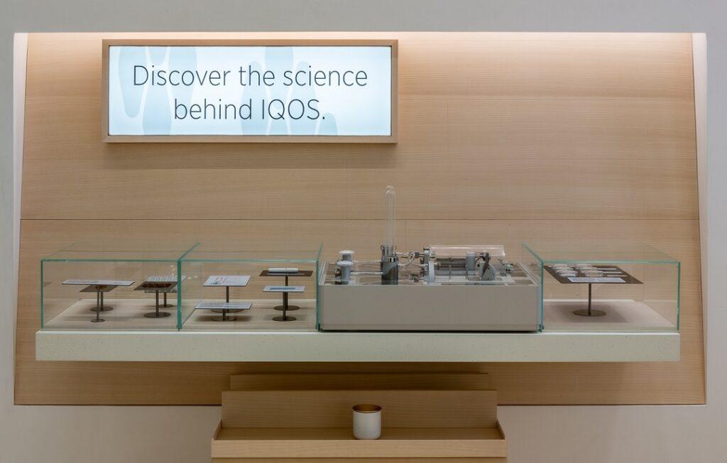 PMI - IQOS-Dubai-Mall-Discover Science
