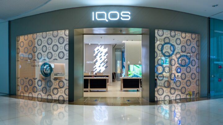 Philip Morris International unveils the 1st IQOS Boutique at The Dubai Mall- Dubai, UAE