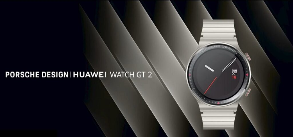 Prosche Design Huawei Watch GT 2