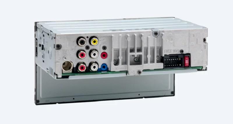 XAV-1500 - Back panel view