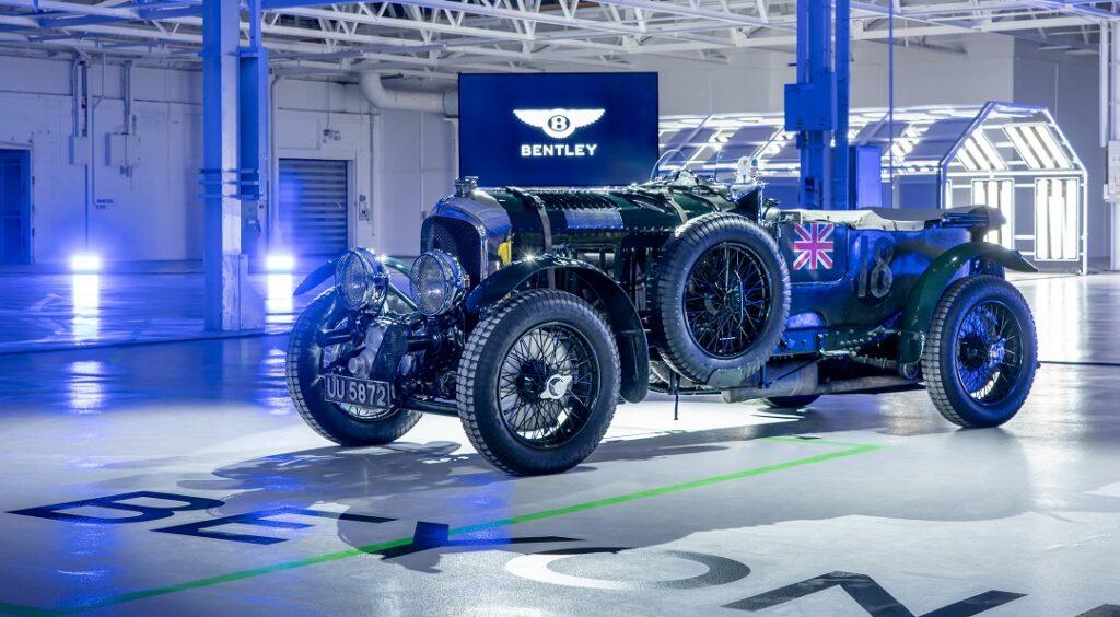 Bentley Motors Outlines Beyond 100-1