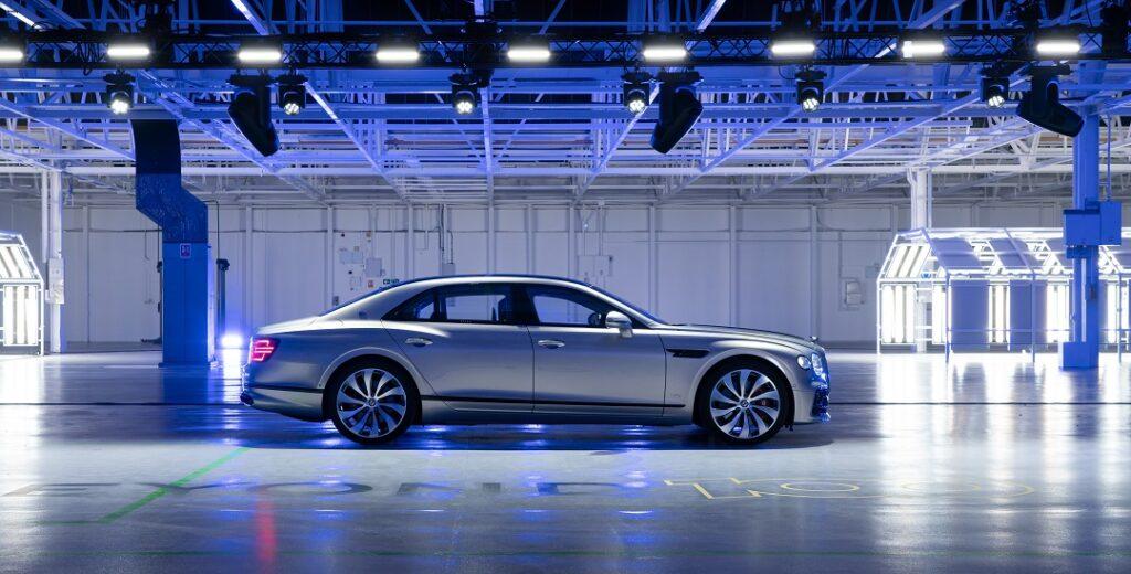Bentley Motors Outlines Beyond 100