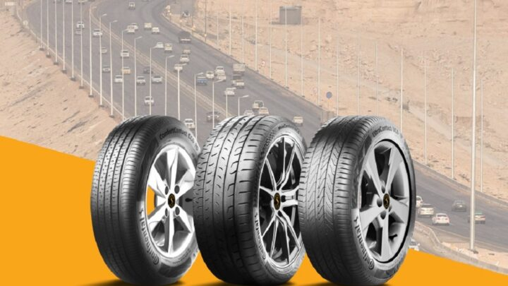 "Middle East's First Dedicated Tyre Range is ""Made For Your Drive"""