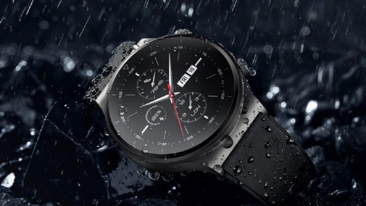 The HUAWEI WATCH GT 2 Pro Moonphase Collection with its premium finish and 2-week battery life now available in UAE