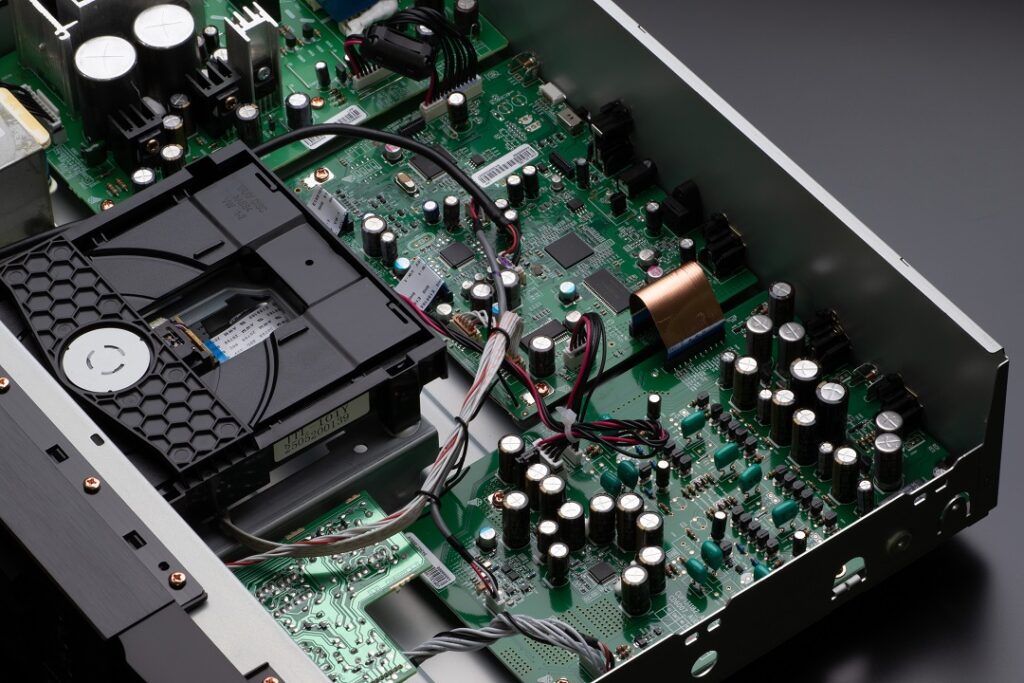 Marantz-CD6007_B_Audio_Circuit