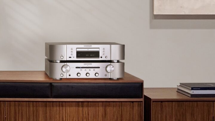 Marantz Introduces New Entry-Level Integrated Amp and CD Player