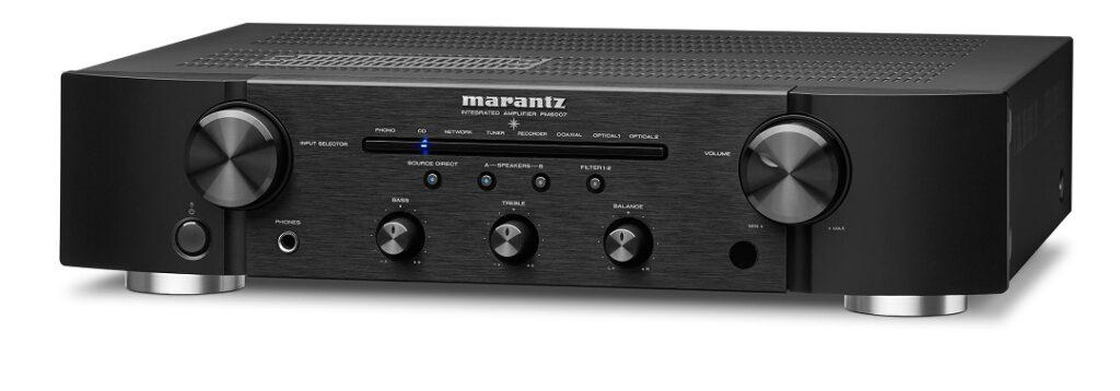 Marantz_PM6007- Integrated Amplifier
