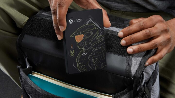 Seagate announced the latest addition to its popular line of storage for gamers – Game Drive for Xbox Halo: Master Chief Limited Edition.
