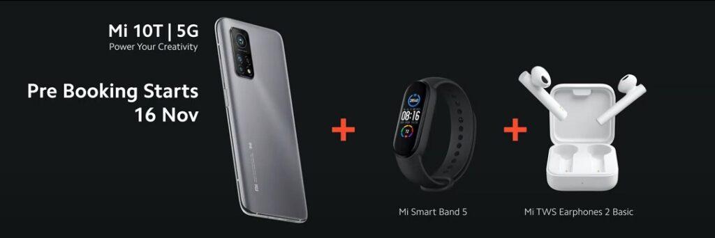Xiaomi's Mi10T( 5G) - Pre-Order