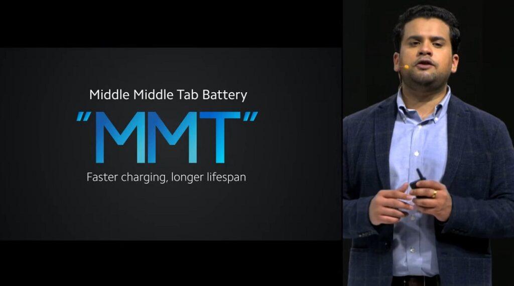 Xiaomi's Mi10T series - Battery- MMT