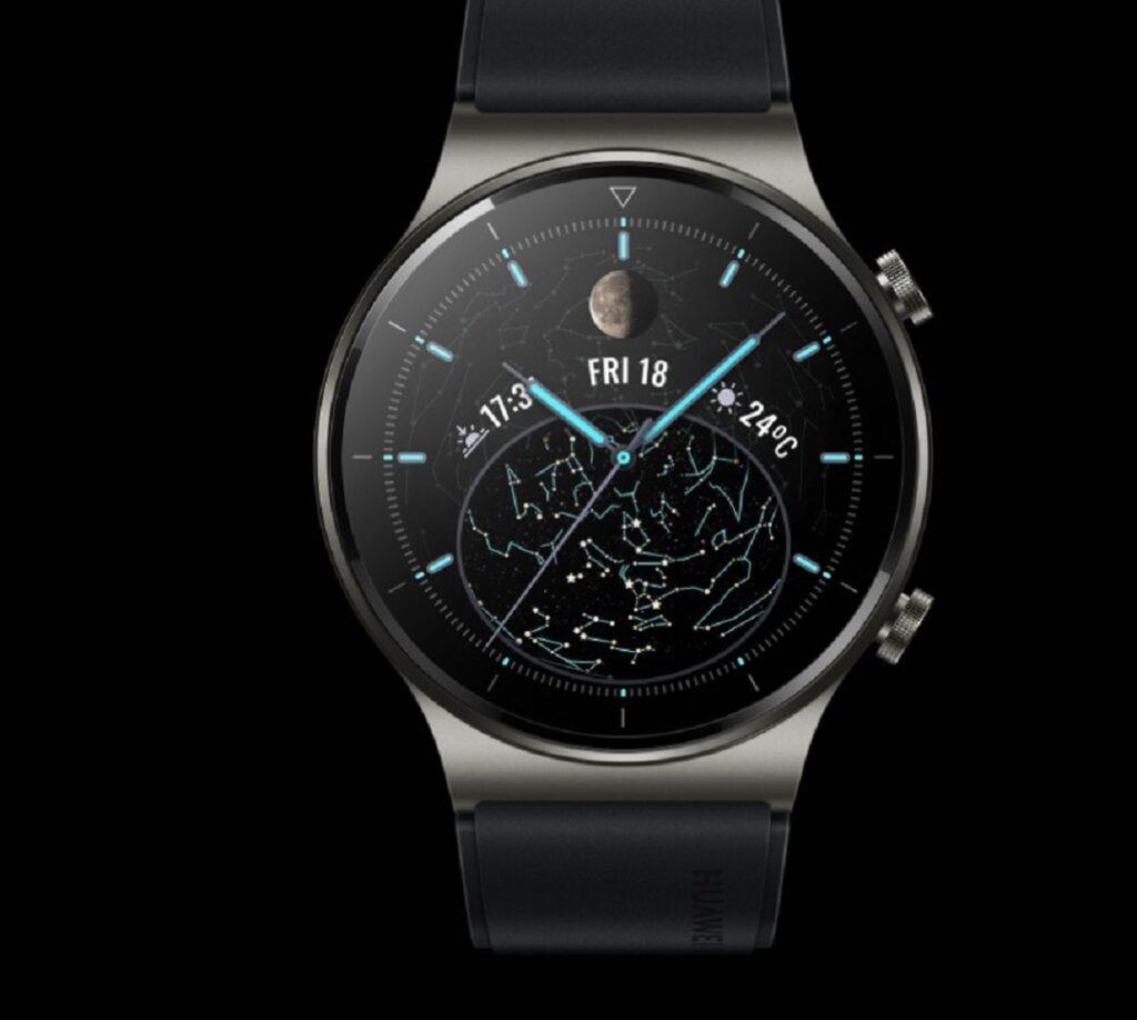 huawei-watch-gt2-pro- Dial Design Night Wish