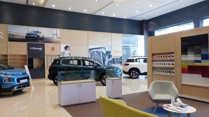 Al Rostamani Trading Company L.L.C Launches New Citroën Showroom in UAE