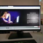 BenQ GW2480T Monitor - Front Display 23.8 inches