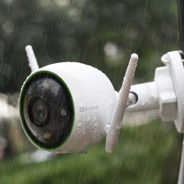 C3N camera EZVIZ - IP67 Certification