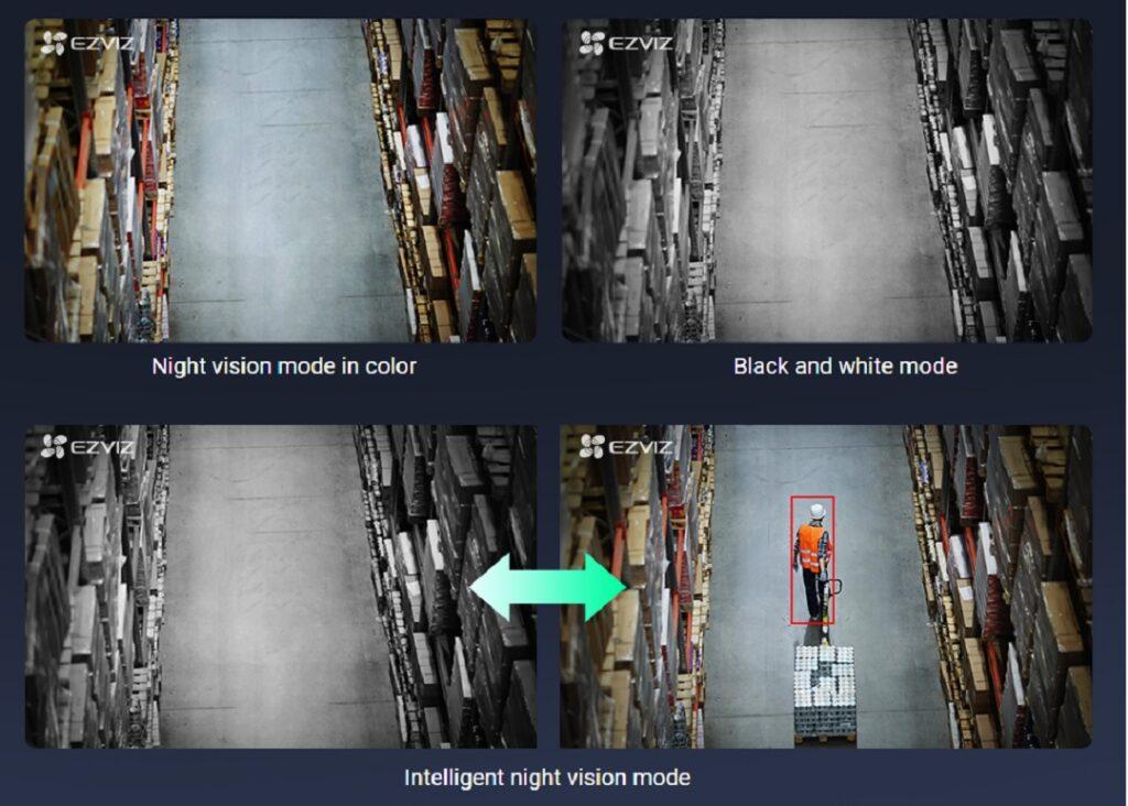 C3N camera EZVIZ Intelligent Night Vision