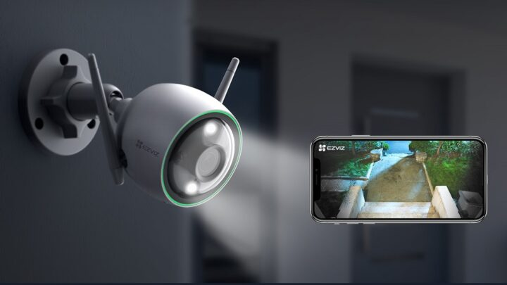 EZVIZ introduces the new C3N Camera for outdoor home protection in the Middle East
