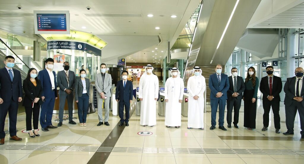 Dubai's RTA launches region's first digital nol cards in cooperation with Huawei_2